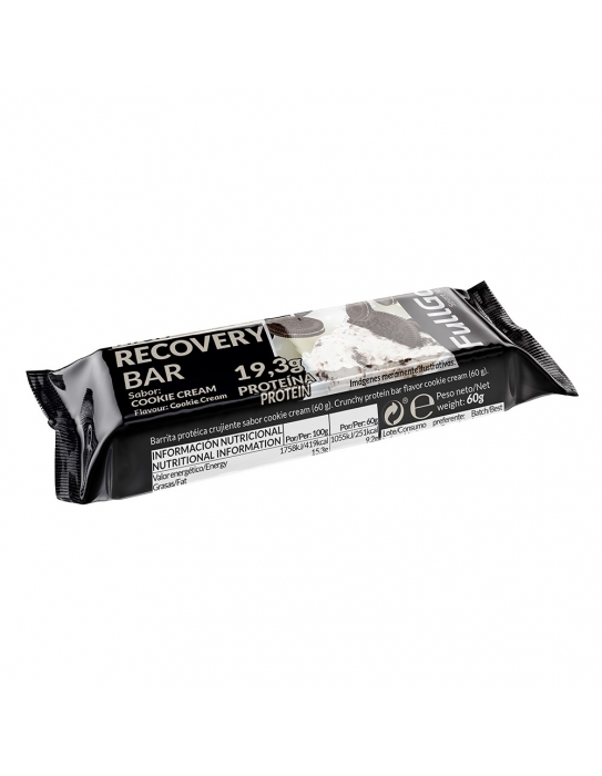 Caja (20 uds) Recovery Bar 60g FG008