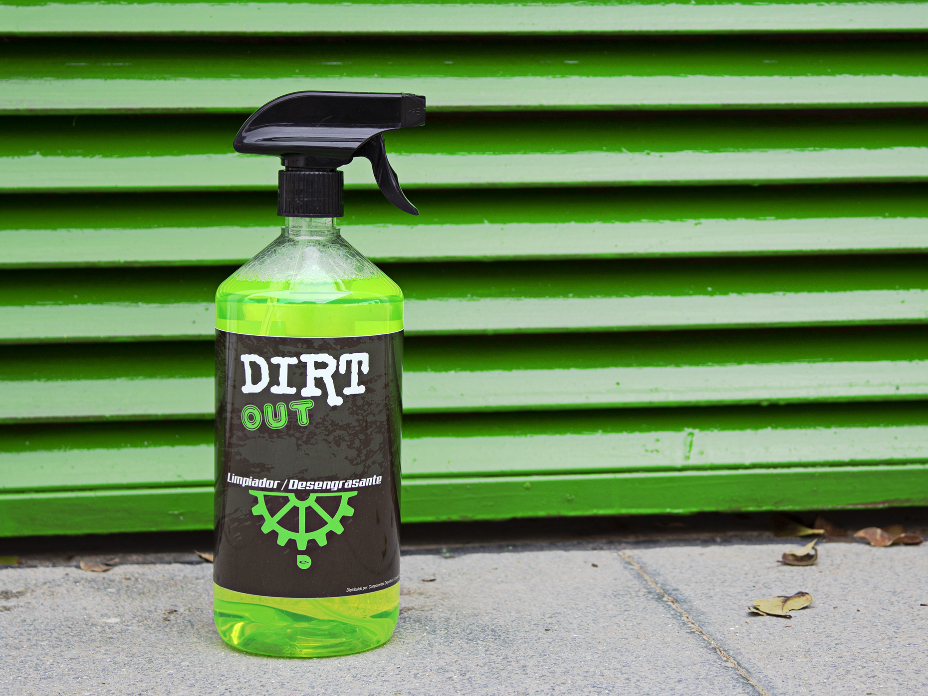 Dirt Out