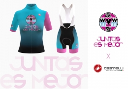CHALLENGE JUNTAS ES MEJOR: 24 HOURS CYCLO CIRCUIT WITH CASTELLI
