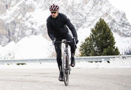 CASTELLI ELEMENTO LITE, THE MOUNTAIN SKI TECHNOLOGY ADAPTED TO CYCLING
