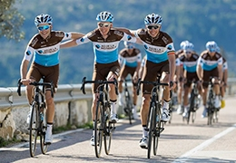 VREDESTEIN BICYCLE COVERS FOR AG2R LA MONDIALE
