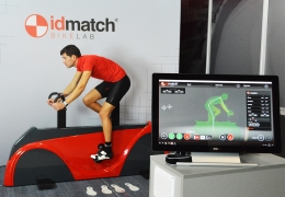 BIKE LAB, THE FIRST SCIENTIFIC AUTO-SCAN AND SELF-ADJUSTING BIKE FITTING SYSTEM IN THE WORLD